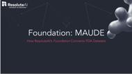 Foundation Maude Image